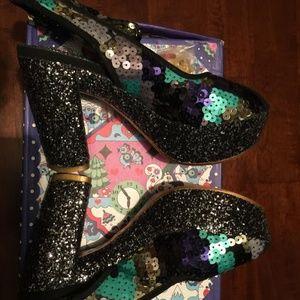 f0617a17814e Irregular Choice Shoes - Irregular Choice A Night Under The Stars Platform